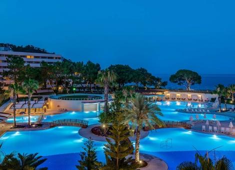 Prabangus poilsis Turkijoje viešbutyje Rixos Premium Tekirova 5*!