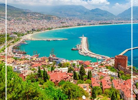 Kruopščiai atrinkti viešbučiai Jūsų poilsiui Viduržemio jūros pakrantėje!